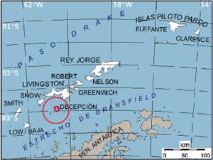 Isla Decepción (Antártida): una historia de volcanes, balleneros y turistas en bañador